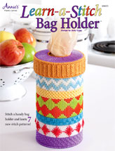 Learn-a-Stitch Bag Holder - Electronic Download A888073