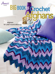 Big Book of Crochet Afghans - Electronic Download