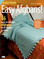 Easy Afghans! Fall 2012 - Electronic Download