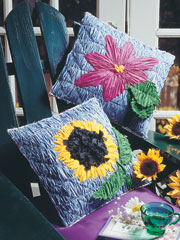 Patio Pillows - Electronic Download