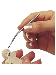 Micro Applicator Plastic Q-Tip - 25/pkg.