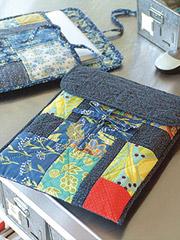 Laptop Keeper Sewing Pattern - Electronic Download