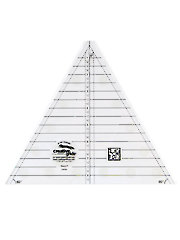 """Creative Grids Quilting Ruler 6 1/2"""" x 6 1/2"""""""
