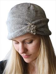Nola Cloche Knit Pattern