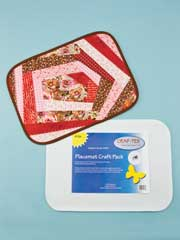 Placemat Craft Pack - Rectangle