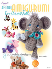 Animal Amigurumi to Crochet - Electronic Download