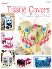 Plastic Canvas Tissue Covers - Electronic Download A841301