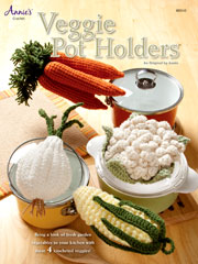 Veggie Pot Holders - Electronic Download