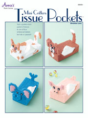 Mini Critters Tissue Pockets - Electronic Download A888084