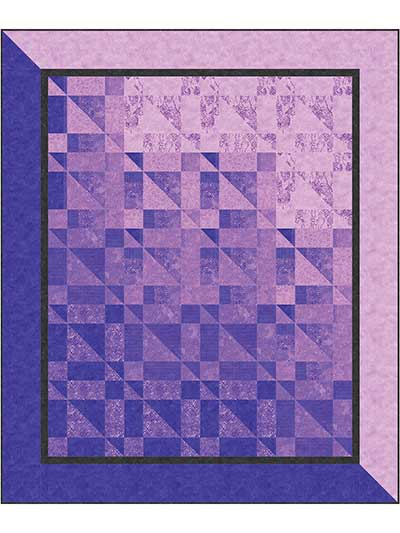 Stir Crazy Quilt Pattern