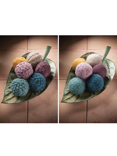 Knitted Aromatherapy Balls