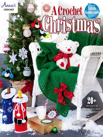 A crochet Christmas