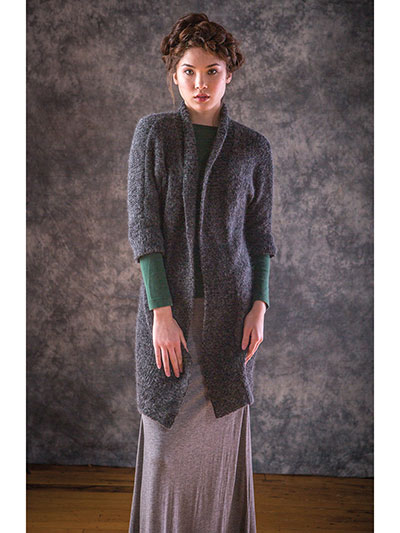 Cardenas Cardigan Knit Pattern