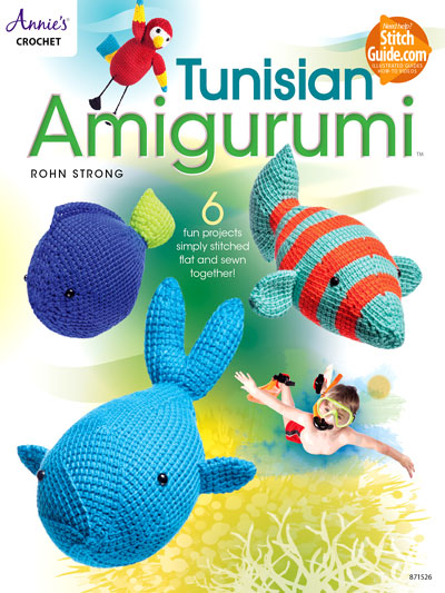 Tunisian Amigurumi Crochet Pattern