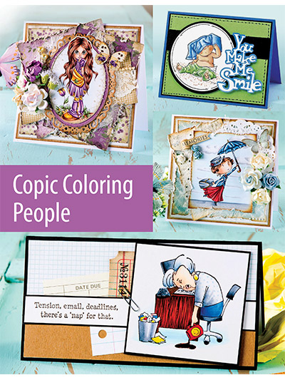 Copic® Coloring: People