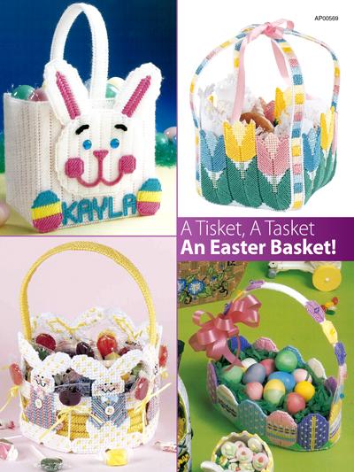 A Tisket, a Tasket, an Easter Basket