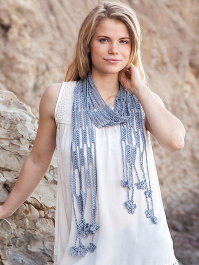 Easy 2-Hour Scarves Crochet Pattern