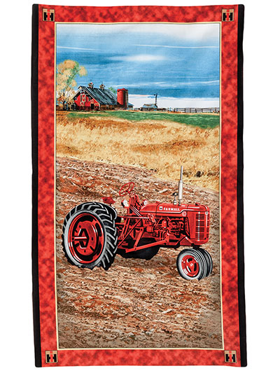 "Tractor Panel - 22 1/2"" x 40"