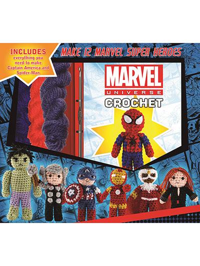 Marvel® Universe Crochet Kit