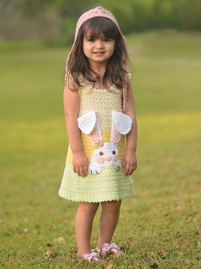 So Hoppy Sundress Crochet Pattern