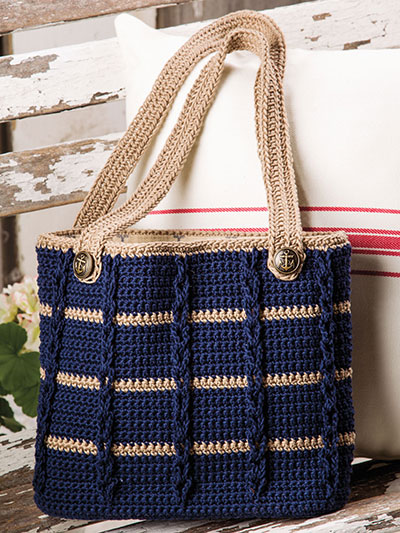 Anchors Aweigh Tote