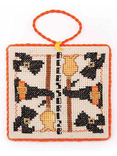 Accessorize Cross Stitch Pattern