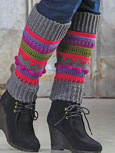 Uptown Girl Leg Warmers
