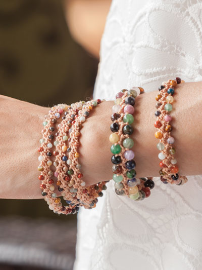 Turkish Crochet Bracelets and Watchband