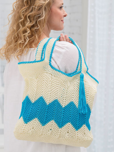 Terrific Tote Crochet Pattern