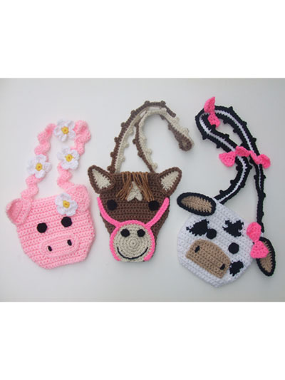 Barnyard Purses - Electronic Download (A838374) photo