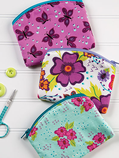 Change Purse Sewing Pattern - Electronic Download (AS00426) photo