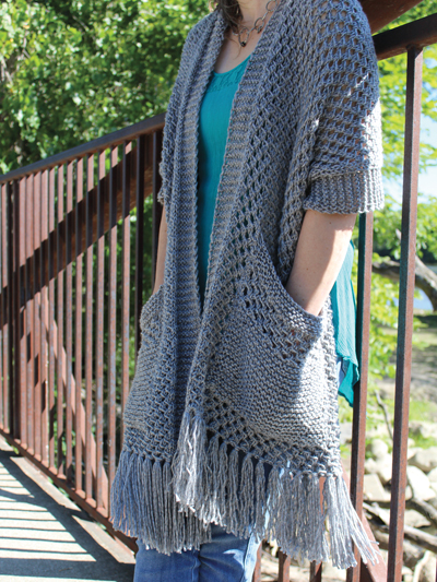 Pocketful of Hygge Knit Pattern - Electronic Download
