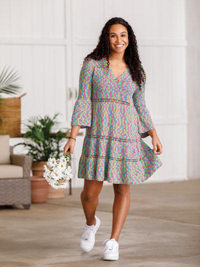 ANNIE'S SIGNATURE DESIGNS: Birdie Crochet Dress Pattern - Electronic Download