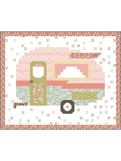 Joy In The Journey Happy Camper Quilt Kit
