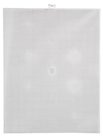 10-ct. White Plastic Canvas (1 sheet)