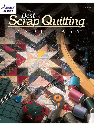 The Best of Scrap Quilting Made Easy