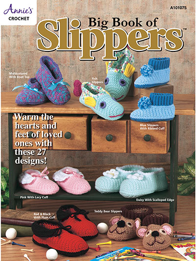Big Book of Slippers - Electronic Download