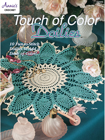 Touch of Color Doilies
