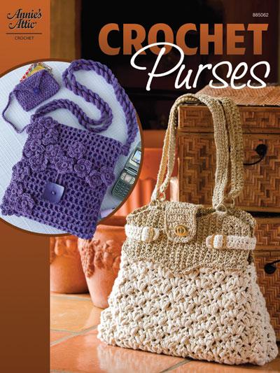 Crochet Purses Pattern - Electronic Download (A885062) photo
