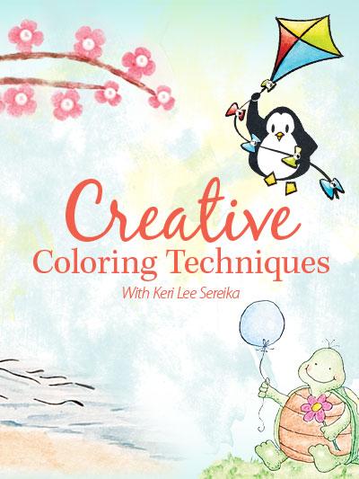 Creative Coloring Techniques