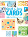 Quick & Easy Cards