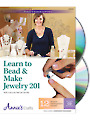 Learn to Bead & Make Jewelry 201 Class DVD