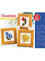 <i>Just CrossStitch</i> Calendar 2015
