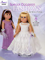 """Special Occasion Fashions for 18"""" Dolls"""
