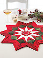 Christmas Table Topper Pattern