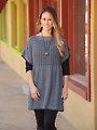 Open Sleeve Tunic Crochet Pattern