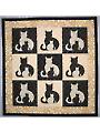 Sidekick Cat Quilt Pattern