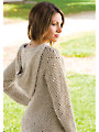 Peace of Mind Hoodie Knit Pattern