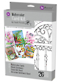 Watercolor Cards Kit