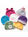 Newborn Girly Hats
